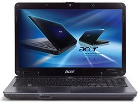 Замена матрицы на ноутбуке Acer Aspire 5732Zg 443G25Mi