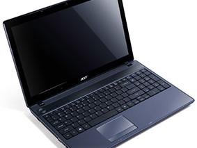 Замена матрицы на ноутбуке Acer Aspire 5733 384G32Mnkk