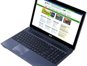 Замена матрицы на ноутбуке Acer Aspire 5749Z B964G32Mnkk