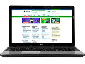 Замена матрицы на ноутбуке Acer Aspire E1 531 B812G50Mnks