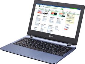 Замена матрицы на ноутбуке Acer Aspire E3 112 C16G