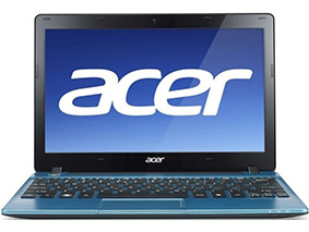 Замена матрицы на ноутбуке Acer Aspire One Ao725 C61Bb