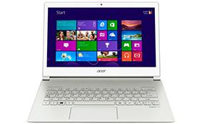 Замена матрицы на ноутбуке Acer Aspire S7 392 54208G12Tws