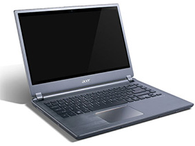 Замена матрицы на ноутбуке Acer Aspire Timelineultra M5 481Tg 53314G12Mass