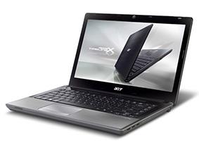 Замена матрицы на ноутбуке Acer Aspire Timelinex 4820Tg 434G50Mi