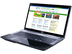 Замена матрицы на ноутбуке Acer Aspire V3 731G B9704G50Makk
