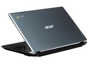 Замена матрицы на ноутбуке Acer C7 C710 2847
