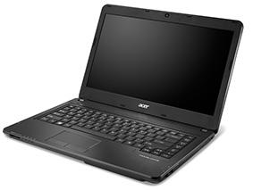 Замена матрицы на ноутбуке Acer Travelmate P243 M 33114G32Ma