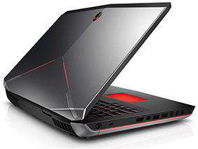 Замена матрицы на ноутбуке Alienware 17