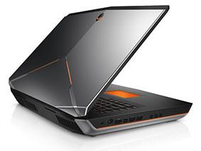 Замена матрицы на ноутбуке Alienware 18
