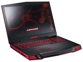Замена матрицы на ноутбуке Alienware M17X