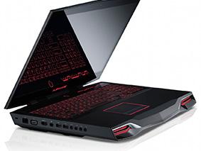 Замена матрицы на ноутбуке Alienware M18X