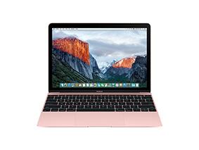 Замена матрицы на ноутбуке Apple Macbook 12 Core M5 Rose Gold Mmgm2