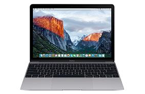 Замена матрицы на ноутбуке Apple Macbook 12 Core M5 Space Gray Mlh82