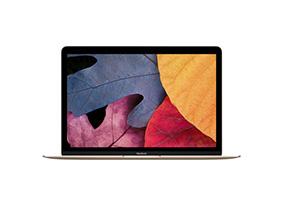 Замена матрицы на ноутбуке Apple Macbook 12 Core M7 Gold