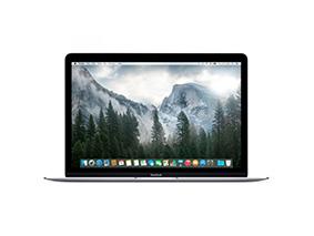 Замена матрицы на ноутбуке Apple Macbook 12 Core M7 Space Gray