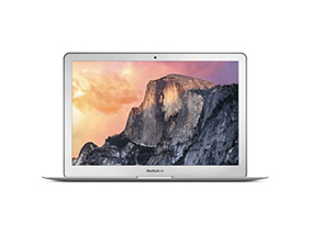 Замена матрицы на ноутбуке Apple Macbook Air 13 2015 I5 Z0Rj000C0