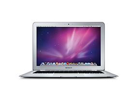 Замена матрицы на ноутбуке Apple Macbook Air 13