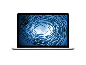 Замена матрицы на ноутбуке Apple Macbookproretina 15,4 I7 Z0Rd0001D