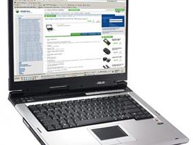 Замена матрицы на ноутбуке Asus A6500R