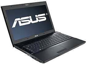 Замена матрицы на ноутбуке Asus B53S