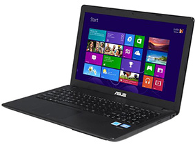 Замена матрицы на ноутбуке Asus D550Ca