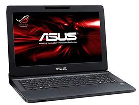 Замена матрицы на ноутбуке Asus G53Sw