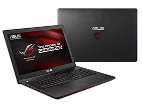 Замена матрицы на ноутбуке Asus G550Jk