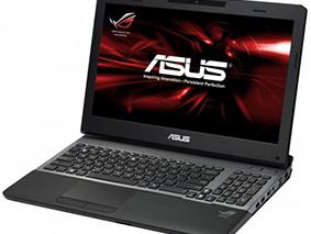Замена матрицы на ноутбуке Asus G55Vw