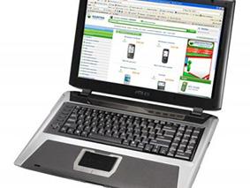 Замена матрицы на ноутбуке Asus G70S