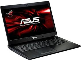 Замена матрицы на ноутбуке Asus G750Jx