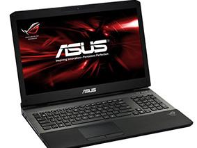 Замена матрицы на ноутбуке Asus G75Vw