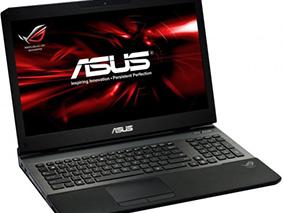 Замена матрицы на ноутбуке Asus G75Vx