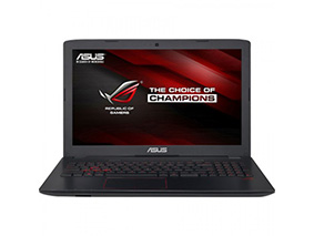 Замена матрицы на ноутбуке Asus Gl552Vx Cn097T