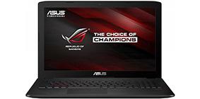 Замена матрицы на ноутбуке Asus Gl552Vx Dm087T