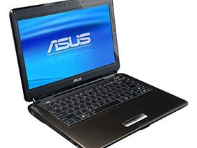 Замена матрицы на ноутбуке Asus K40Ab