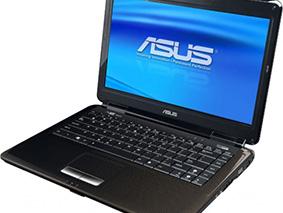 Замена матрицы на ноутбуке Asus K40Ad