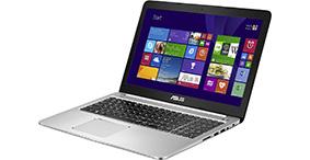 Замена матрицы на ноутбуке Asus K501Lb Dm121H