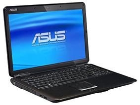 Замена матрицы на ноутбуке Asus K50Af