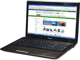 Замена матрицы на ноутбуке Asus K52Dr