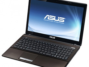 Замена матрицы на ноутбуке Asus K53Sc