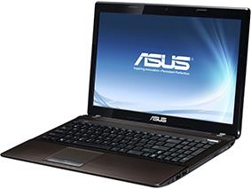 Замена матрицы на ноутбуке Asus K53Sd