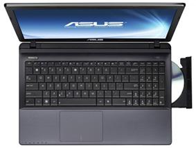Замена матрицы на ноутбуке Asus K55N