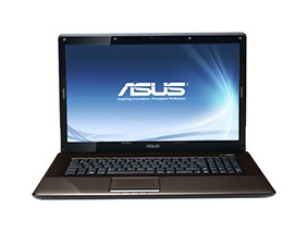 Замена матрицы на ноутбуке Asus K72Dr
