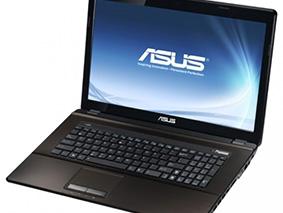 Замена матрицы на ноутбуке Asus K73E