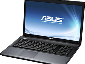 Замена матрицы на ноутбуке Asus K95Vb