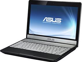 Замена матрицы на ноутбуке Asus N45Sf