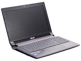 Замена матрицы на ноутбуке Asus N53J