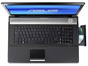 Замена матрицы на ноутбуке Asus N71Ja
