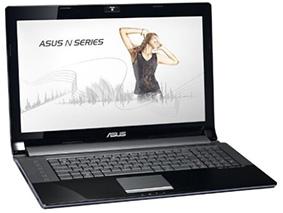 Замена матрицы на ноутбуке Asus N73Jf